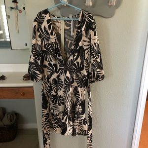 ASOS mini wrap dress size 8 new with tag